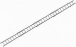 Mentö szabályozható létra - Profi - A1 / HN3L - 2,6 m