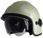 Calisia - sisakrendszer  AK / 10 Védöszemüveggel -zöld