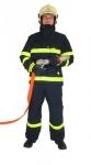 Beavatkozási egyrétegü tüzvédelmi nadrág Good PRO FR2 Fire Snake