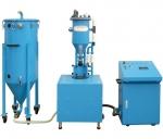 Porraloltó tűzoltó készülékre kompakt töltő gép  PFF - SUMATIC - SW - 100 - W